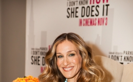 Sarah Jessica Parker I don't know how she does it